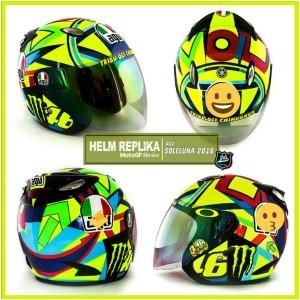 Helm Motogp Rossi 3