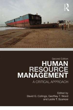 Human Resource Management - A Critical Approach ( 2nd Ed ) - eBook