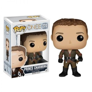FUNKO POP VINYL ONCE UPON A TIME - PRINCE CHARMING - 5479