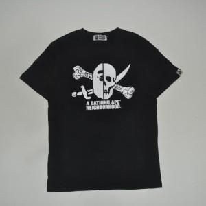 a bathing ape tr + tshirt