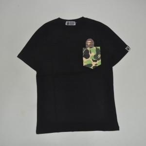 a bathing ape sk + tshirt