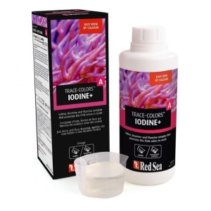 Red Sea Trace Colors A Iodine+ Supplement 500ml