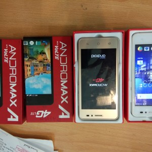 andromax A Second -