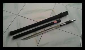 BATON SWORD PANJANG 87CM (GARDE A) / PEDANG TONGKAT PROMO !!!