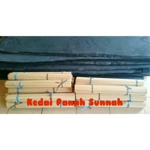 New Shaft 8 Mm Anak Panah Kayu Ramin Grade A Untuk Membuat Arrow