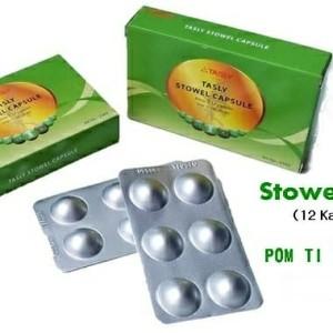 swollen capsule/herbal asam lambung