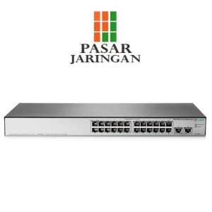 JL170A HPE 1850-24G-2XGT Switch Manageable 24 Port Gigabit 2SFP 10G