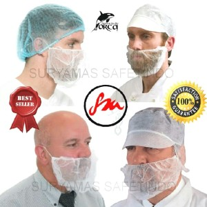 masker jenggot/Beard mask/Masker Industri