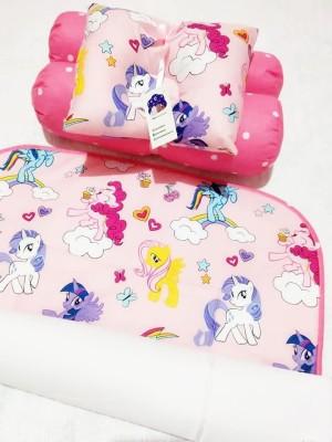 Matras Perlak Baby Set - Unicorn Sparkle Pink
