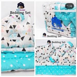 Baby Bedding Set - MoonBlank