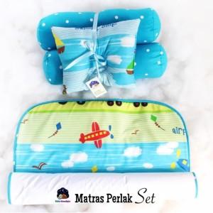 Matras perlak baby set - travel time