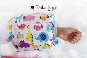 Bantal Lengan - Baby Animals