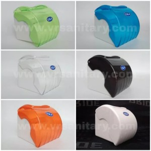 Tempat tissue toilet / tissue gulung