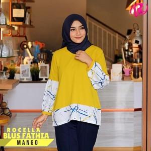 S-XL Original Rocella Blus Fathia Atasan Muslimah - Mango