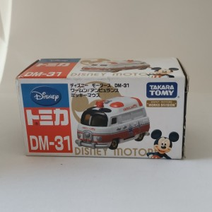 Tomica Disney Mickey Mouse