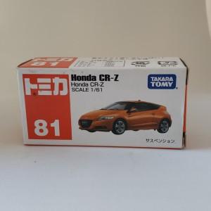 Tomica Honda CRZ