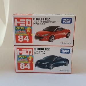 Tomica Peugeot RCZ