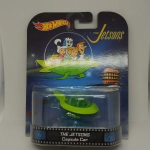 Hotwheels Jetson Capsule