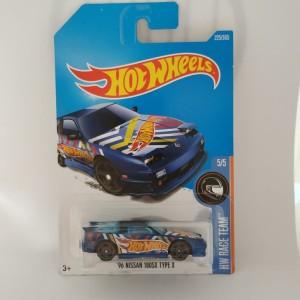 Hotwheels Nissan 180SX type X