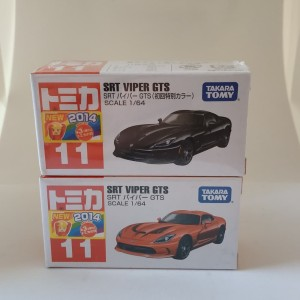 Tomica SRT Viper GTS