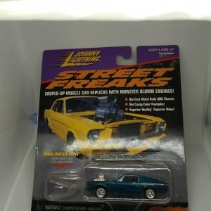 Jhonny Lightning Street Freak Ford Mustang