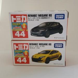 Tomica Renault Megane RS