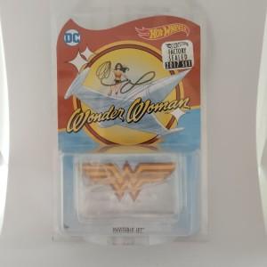 Hotwheels Wonder Woman Invisible Jet FS