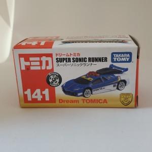 Tomica Super Sonic Runner