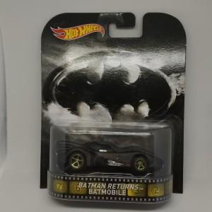 Hotwheels Batman Return