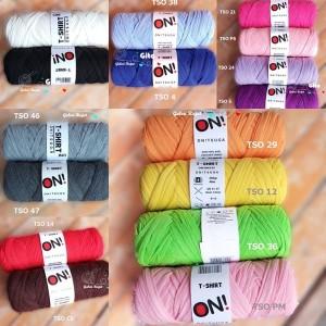 Benang Kaos/T-Shirt Yarn