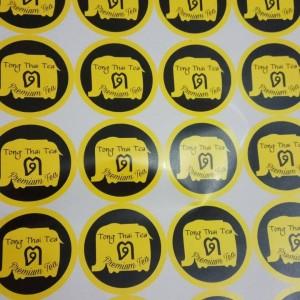 Cetak Print Stiker Sticker Vinyl Ukuran A3+