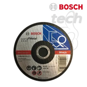 Mata Gerinda / Batu Potong Besi/Cutting Disc 4x1.2 Bosch (215)
