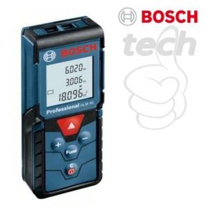 Meteran Leser Digital Bosch GLM 40 Profesional