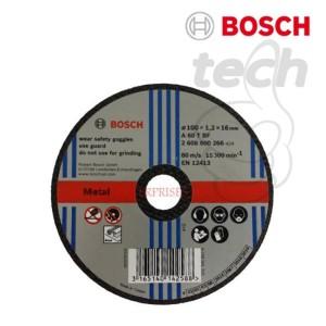 Mata Gerinda / Batu Potong Besi/Cutting Disc 4x1.2 Bosch (266)