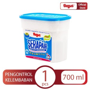 Bagus Serapair Square Box 700 ml Extra Fresh