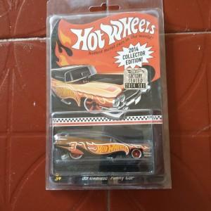 Hotwheels Cadillac Funny Car FS 2014