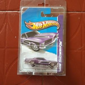 Hotwheels Thunt$ Buick Rivera