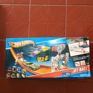 Hotwheels Jet Race