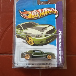 Hotwheels Thunt$ 10 Ford Shelby GT500 Supersnake