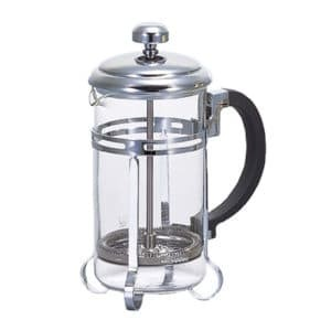 """Hario Tea And Coffee Press """"Harior Aulait"""" for 4 cups THA-4SV"""