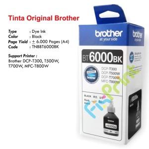 Jual Tinta Brother Original BT6000 BT 6000 Black, Tinta Refill DCP-T300 -  Jakarta Pusat - FixPrint Jakarta   Tokopedia