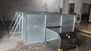 Mesin Pengering Padi Biji bijian / Bed dryer 2 ton