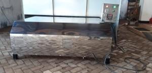 Mesin Pengering Padi Biji bijian / Bed dryer 4 ton