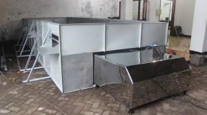 Mesin Pengering Padi Biji bijian / Bed dryer 5 ton