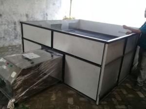 Mesin Pengering Padi Biji bijian / Bed dryer 1 ton