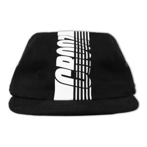Crooz Striptalics Shell Hat