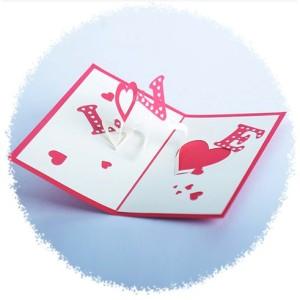 Jual 3d Card Love Cinta Surat Cinta Lamaran Valentine Married Marry Eoaj Kota Surabaya Citraland Mall Tokopedia