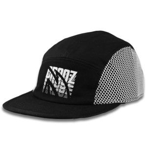 Crooz Side String Camp Hat White