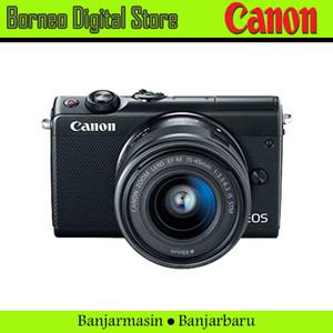 CANON EOS M100 / M-100 / EOS M100 KIT 15-45MM GARANSI RESMI