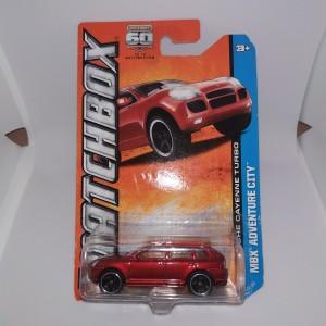 Matchbox Porsche Cayenne Turbo